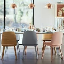 chaises cuisine extraordinaire chaise cuisine moderne de chaises couleurs pastels