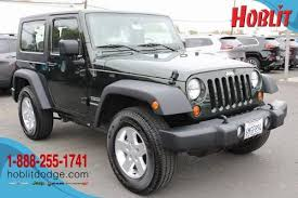 2010 jeep wrangler sport used 2010 jeep wrangler for sale pricing features edmunds