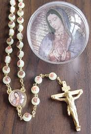 our of guadalupe rosary our of guadalupe specialty items
