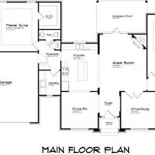 small house floorplan simple house floor plans small with measurements 3 bedroom modern