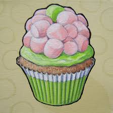 Cupcake Home Decorations The Daily Cupcake November Pink And Pale Green Are Tints Of Red
