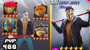 Bebop Rocksteady Halloween Costumes Tmnt Legends Pvp 488 Tmnt Movie U0026 Casey Jones