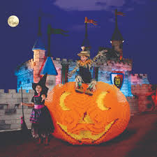 legoland florida to celebrate halloween with kid friendly brick or