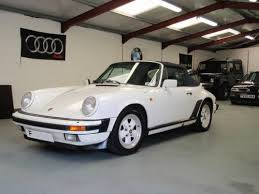 porsche for sale uk porsche 911 cabriolet sport amazing condition for sale 1988 on