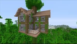 tree house ideas minecraft