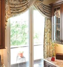 Window Treatment For Patio Door Patio Door Cornice Window Treatments Image Of Window Treatments