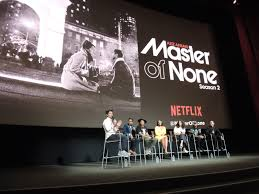 thanksgiving report netflix u0027s master of none cast and creatives discuss u0027thanksgiving