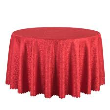 Round Elastic Tablecloth Aliexpress Com Buy 10pcs Lot Hotel Round Table Cloth Decor