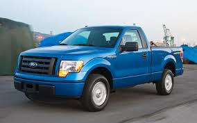 Ford F150 Truck 2000 - 2011 ford f 150 comparison tests truck trend