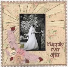 our wedding photo album 258 best wedding scrapbooking layouts images on