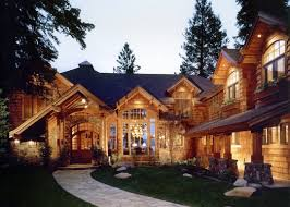 cool homes com rustic lodge house plans awesome log homes for in colorado on