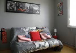 idee deco de chambre chambre garcon ado avec idee couleur chambre garcon charmant idee
