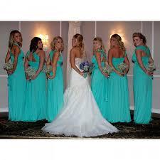 bridesmaid dress infinity dress turquoise floor length maxi wrap