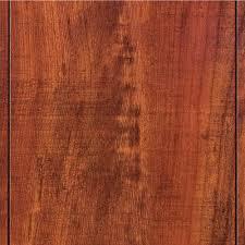 Vineyard Cherry Laminate Flooring Medium Brown Laminate Samples Laminate Flooring The Home Depot
