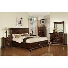 Best For The Home Images On Pinterest - Lorrand 5 piece cherry finish bedroom set