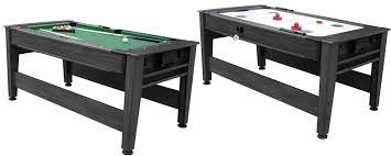 air hockey combo table walker simpson petroni 6ft pool air hockey table pool tables