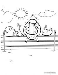 farm animal coloring pages inspirational farm for adults