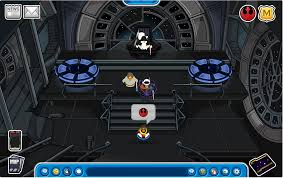 club penguin star wars takeover infiltrate the death star club