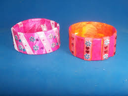 james u0026may arts and crafts blog easy home made bangles