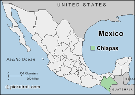 chiapas mexico map thirty letters in my name travel notes from chiapas mexico part 1