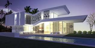 unique contemporary villa 4 homedsgn loversiq