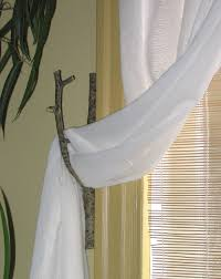 Tie Back Curtains Curtain Tie Backs Clipart Collection