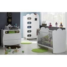 chambre enfant complet chambre bébé complète barreaux blanc leonblck01b