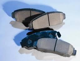 honda accord rear brake wear