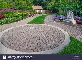 english garden in assiniboine park stock photos u0026 english garden