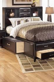 Porter King Storage Bedroom Set Ashley Furniture Kira Queen Storage Bed Sparks Homestore U0026 Home