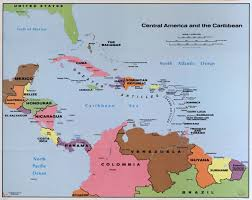 map of mexico south america bera issue 21 american business and economics resources