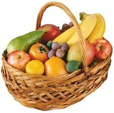 fruit and vegetable baskets vegetable baskets made medium fruit vegetable basket w leather