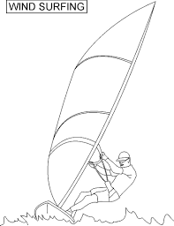 Surfboard Coloring Pages For Children Surfboard Coloring Page