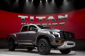 nissan truck titan nissan finally redesigns titan full size pickup chicago tribune