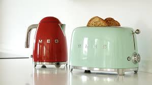 Smeg Appliances Smeg Launches Its Small Domestic Appliances In America Smeg Us
