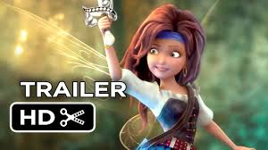 tinkerbell pirate fairy official uk trailer 2014 tom