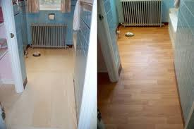 bathroom hardwood flooring ideas 6 easy low cost bathroom makeovers