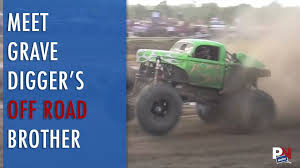 grave digger monster truck schedule grave digger has an off road brother powernation