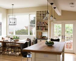 Kitchen Table Lighting IRA Design - Kitchen with table