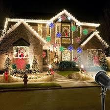 christmas spotlights marelight christmas decorations projector lights