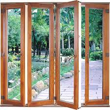 Exterior Aluminum Doors Aluminum Folding Wood Door Exterior Exterior Aluminium Folding Doors