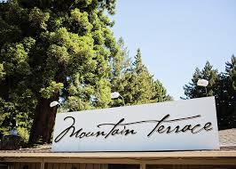 Bay Area Wedding Venues The Mountain Terrace In Woodside San Francisco Bay Area Wedding