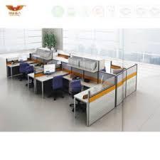 bureau poste de travail 4 siège bureau bureau de poste de travail avec mur armoire de