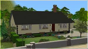 Small Bungalow by Mod The Sims Sharwikeen A Rural Irish Bungalow New