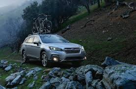 lifted subaru 2017 2018 subaru outback facelift revealed in the us