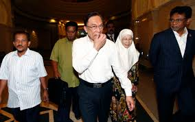 anwar given 5 years jail after appellate court reverses sodomy