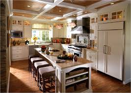 Cream Color Kitchen Cabinets Astonishing White Wooden Color Kitchen Cabinets Come With Cream