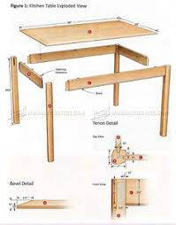 how to build a table with removable legs table leg attachment