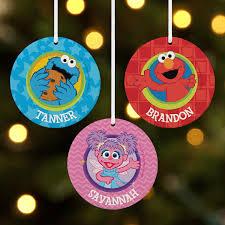 sesame street christmas ornaments buy sesame street christmas