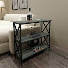 Weathered Bookcase Console Table Bookcase U2013 Launchwith Me